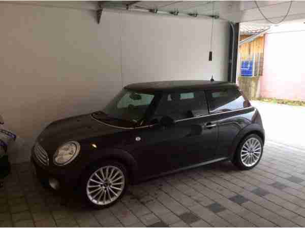 MINI Cooper Black Edition