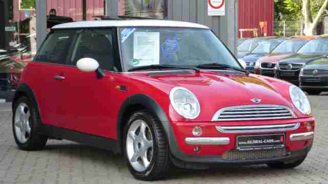 MINI Cooper CHILI XENON PANORAMA PANTHER LEDER