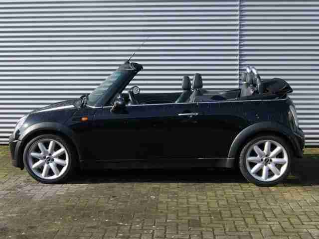 mini cooper cabrio 1 6 automatik leder chili neue. Black Bedroom Furniture Sets. Home Design Ideas