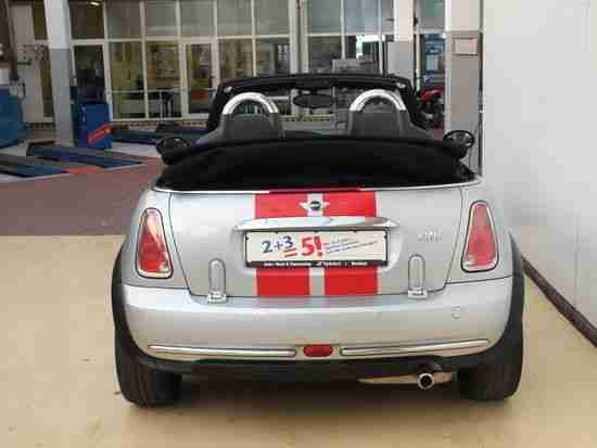 MINI Cooper Cabrio One 1,6 Pepper