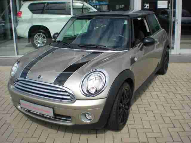 MINI Cooper Chili Paket Spoke Alufelgen