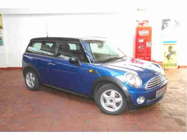 MINI Cooper Clubman Pepper