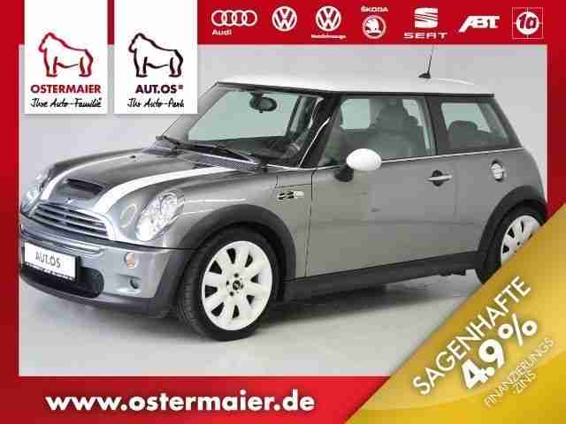 MINI Cooper S CHILI 1.6 170PS LEDER, XENON