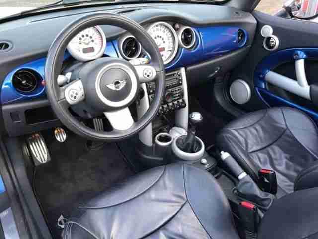 mini cooper s cabrio xenon vollleder pdc 17 neue artikel der marke mini. Black Bedroom Furniture Sets. Home Design Ideas