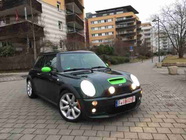 MINI Cooper S John Cooper Works Kit Vollaust. , Chili