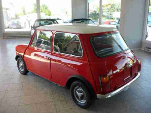 MINI Innocenti Mini Minor MK3 das Original !!!