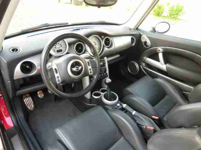 MINI John Cooper Works*RECARO*LEDER*PANORAMA*HARMAN*