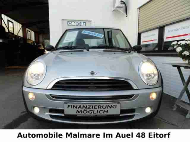 COOPER ONE KLIMA EFH ZV CD EURO 4
