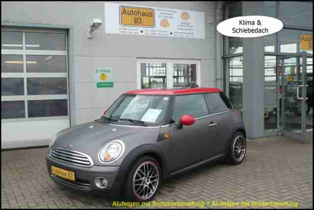 MINI MINI Cooper PEPPER Paket Klima