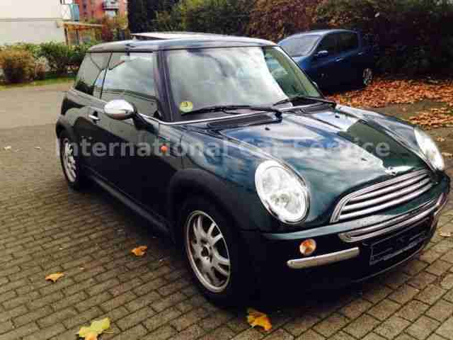 MINI MINI One D Vollausstatung Xenon Leder Panorama