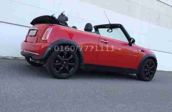 mini mini cabrio aus 1 hand neue artikel der marke mini. Black Bedroom Furniture Sets. Home Design Ideas