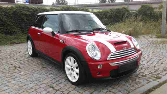 MINI Mini Cooper S Aut.R53 COUPE