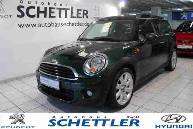 One D Clubman, Pepper Paket, Navi