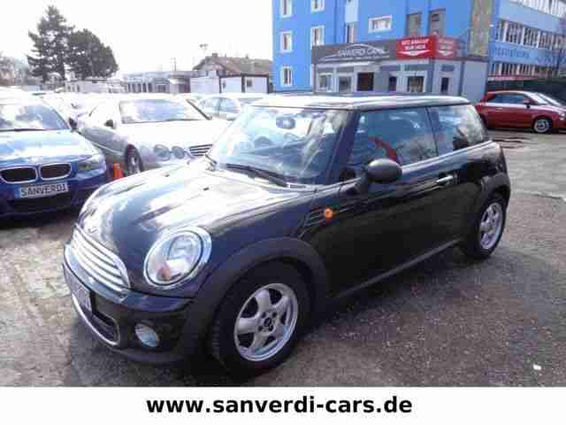 MINI Mini One D Pepper NAVI KLIMA MFL PDC EURO 5 &DPF