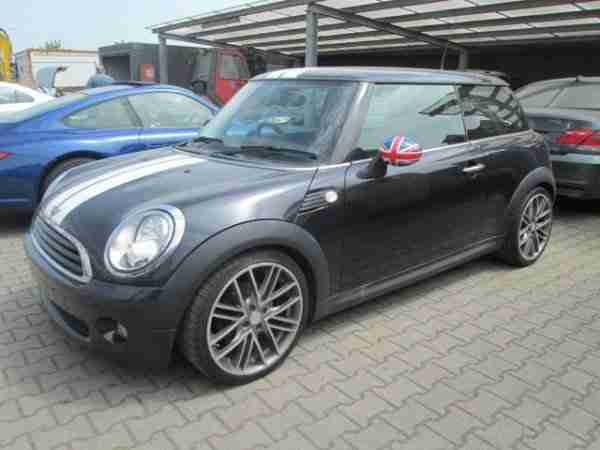 mini one cooper style 18 zoll felgen mit neuen neue. Black Bedroom Furniture Sets. Home Design Ideas