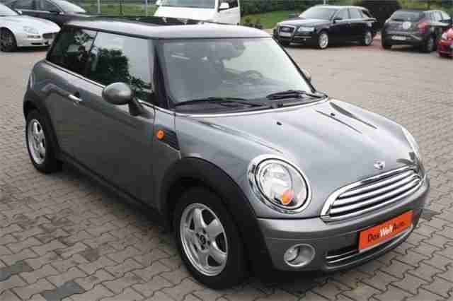 MINI One 1.4 Klima/Schiebedach/Radio-CD