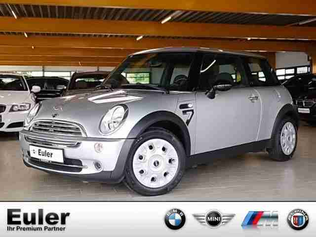 MINI One 1.6 Seven Lichtsensor SD SHZ Klima
