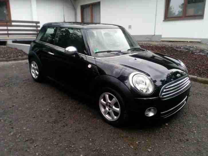 MINI One D Pepper SPORT BUTTON KLIMAAUTOMATIK, 1, 6 Diesel, 6Gang, EZ:05 2010