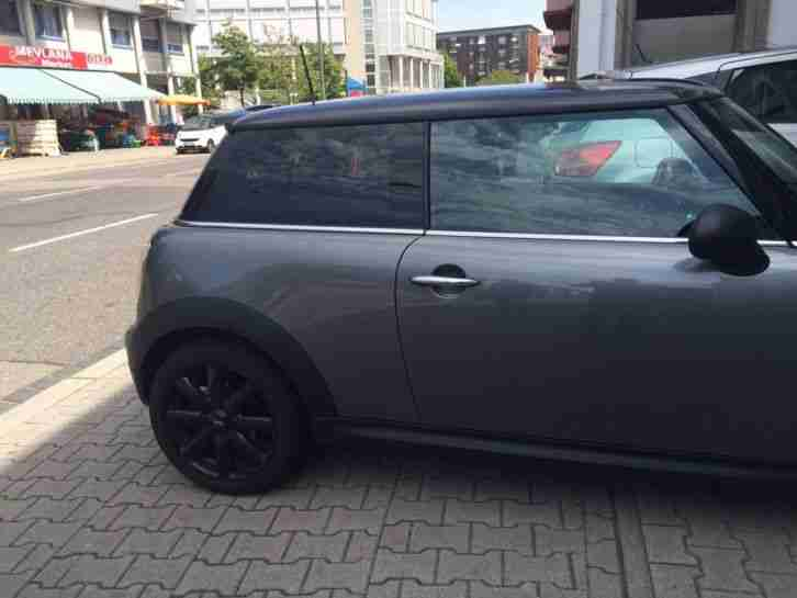 MINI One & originale MINI 17-Zoll, Cooper S-