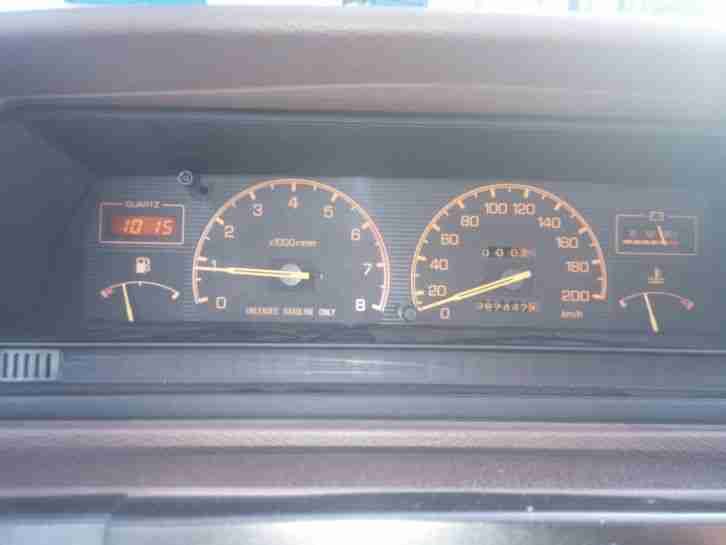 MITSUBISHI GALANT 2400 GLS Typ E10 ! Ersthand, TOP YOUNGTIMER ! 67700 km