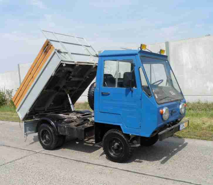 multicar m25 kipper 3 5 to t v 05 16 3500