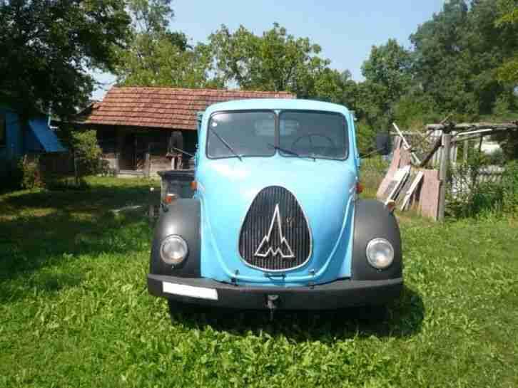 magirus deutz bj 1957 oldtimer topseller oldtimer car group. Black Bedroom Furniture Sets. Home Design Ideas