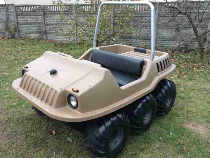 max 2 6x6 allrad amphibie amphibienfahrzeug. Black Bedroom Furniture Sets. Home Design Ideas