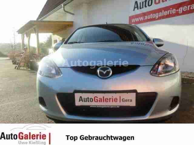 Mazda 2 1.3 Independence Klima,R/CD,5-türig,ZV+FB !!!!