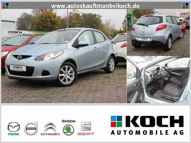 Mazda 2 1.3 Independence (Klima el. Fenster)