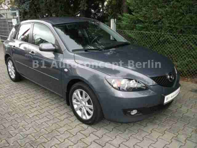 Mazda 3 1.6 CD Sport DPF Active-Klimaautomat.-Tempomat