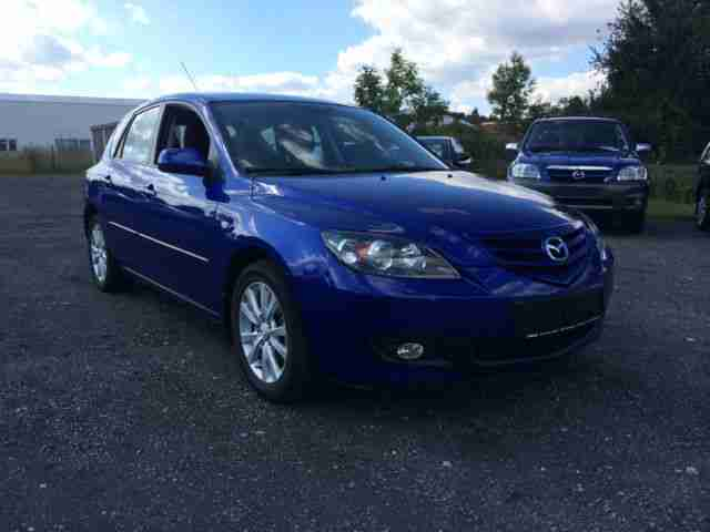 Mazda 3 1.6 Sport Active, Top Zustand.