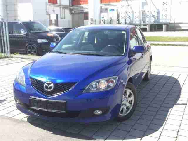Mazda 3 1.6 Sport Exclusive, Keyless Entry, Bose