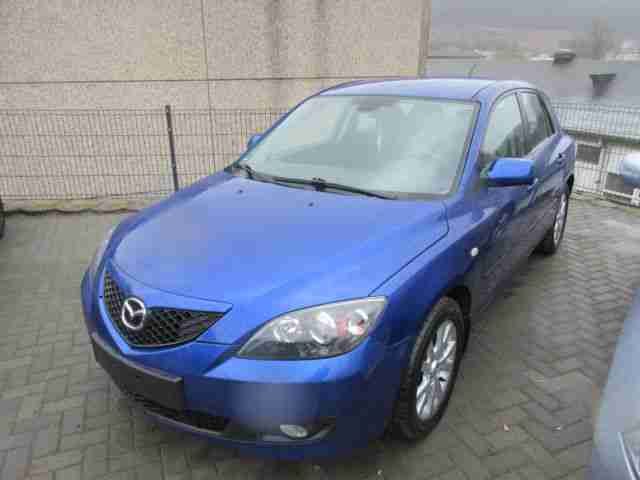 Mazda 3 Lim. 1.6 CD Sport Active