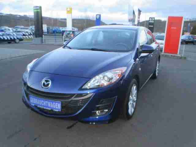 Mazda 3 S 1.6l MZR 105PS 5T 5GS AL HIGH