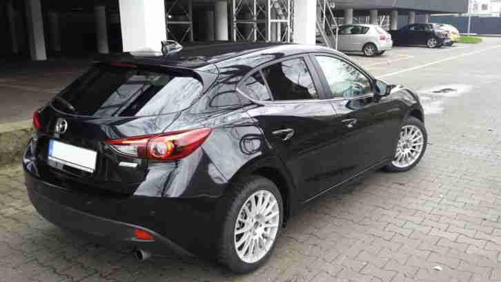 Mazda 3 SKYACTIV-G165 Sports-Line + OZ Superturismo LM (Winter)