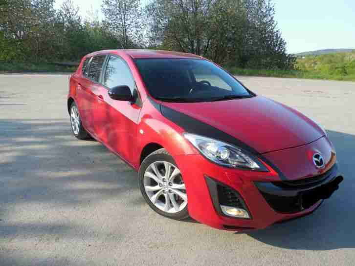 Mazda 3 bl Sports Line 2.0L 151PS DISI I Stop