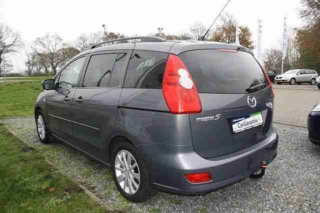 Mazda 5 2.0 l MZR-CD 81 kW Exclusive 2.0CD DPF Exclusi