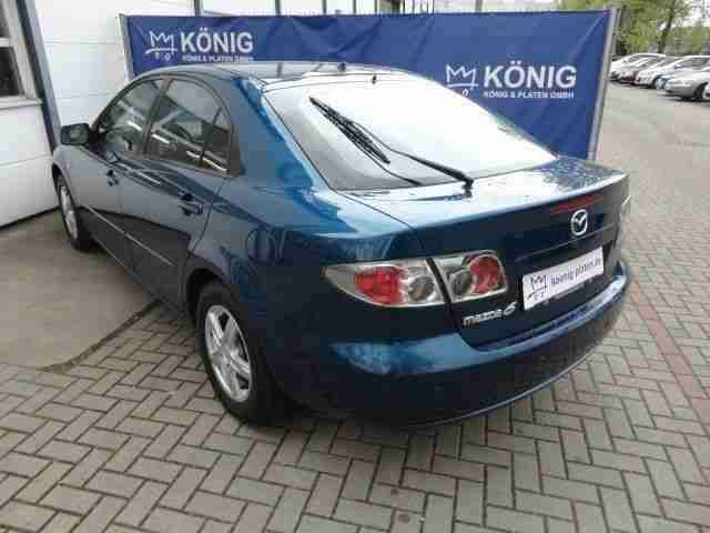 Mazda 6 1,8 Sport Exclusive Klima Fenster el.