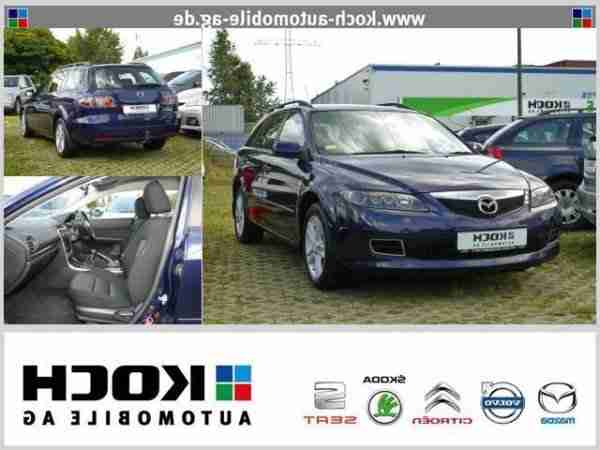 6 2.0 CD DPF Sport Exclusive (Klima Standhzg.)