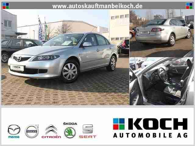Mazda 6 2.0 Sport Exclusive (Klima el. Fenster)