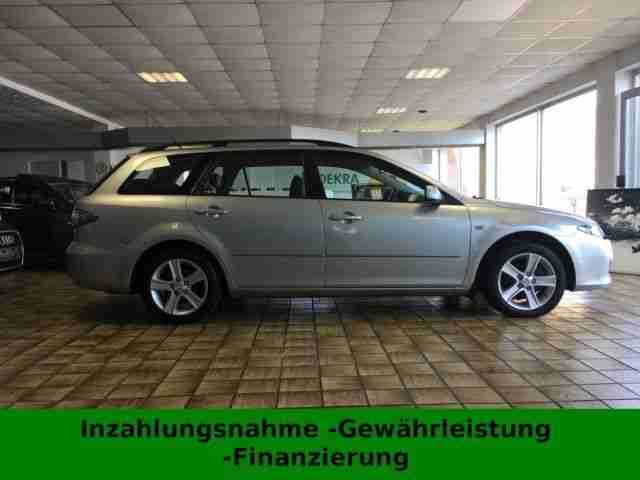 Mazda 6 Kombi 2.0 CD Sport Active Plus LEDER