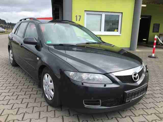 Mazda 6 Kombi 2.0 CD Sport Active Plus Standheizung