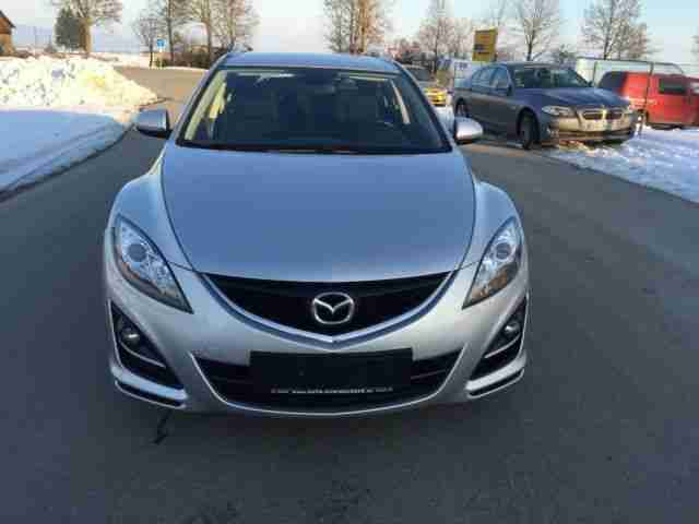 mazda 6 kombi 2 2 crdt active bose rvm facelift beste gebrauchtwagen mazda f r sie. Black Bedroom Furniture Sets. Home Design Ideas