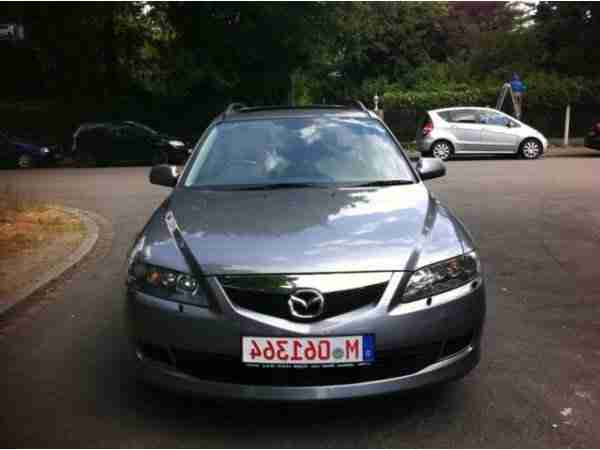 Mazda 6 Sport Kombi 2.0 CD DPF Exclusive