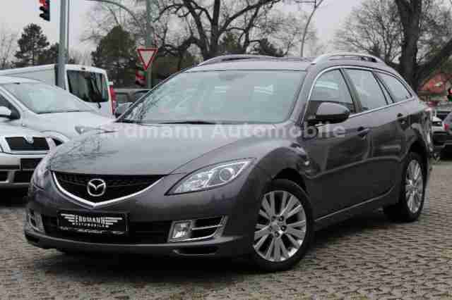 Mazda 6 Sport Kombi 2.0 CD*Exclusive*6-Gang*Klimaaut.