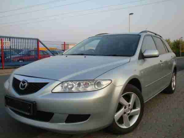 Mazda 6 Sport Kombi 2.0 CD Exclusive