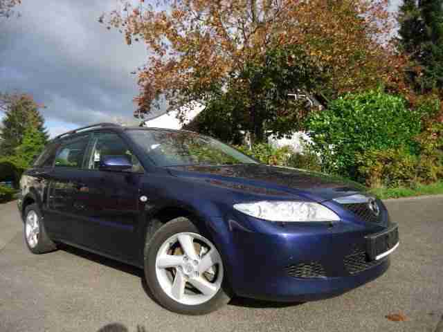 Mazda 6 Sport Kombi 2.0 CD Top Navigation