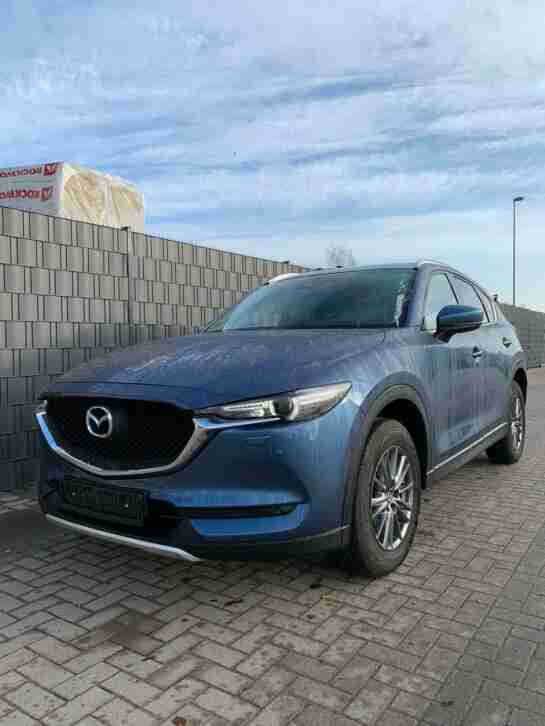 Mazda CX 5 SKYACTIV G 160 Drive AWD Exclusive Line