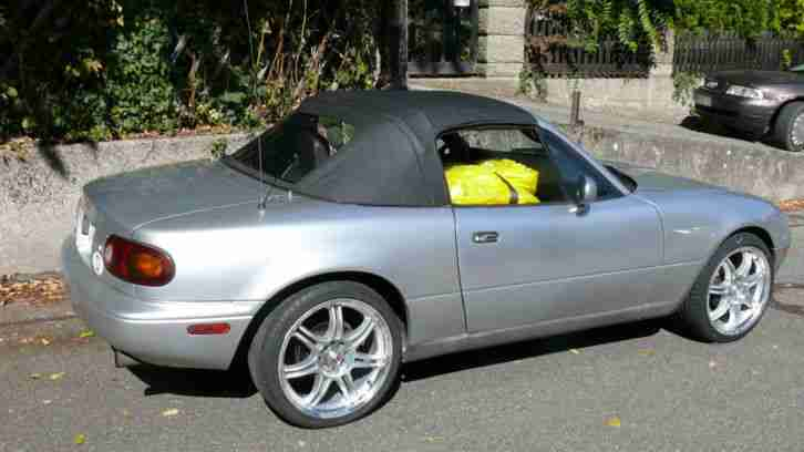 mazda cabrio mx5 sportcabrio beste gebrauchtwagen mazda. Black Bedroom Furniture Sets. Home Design Ideas