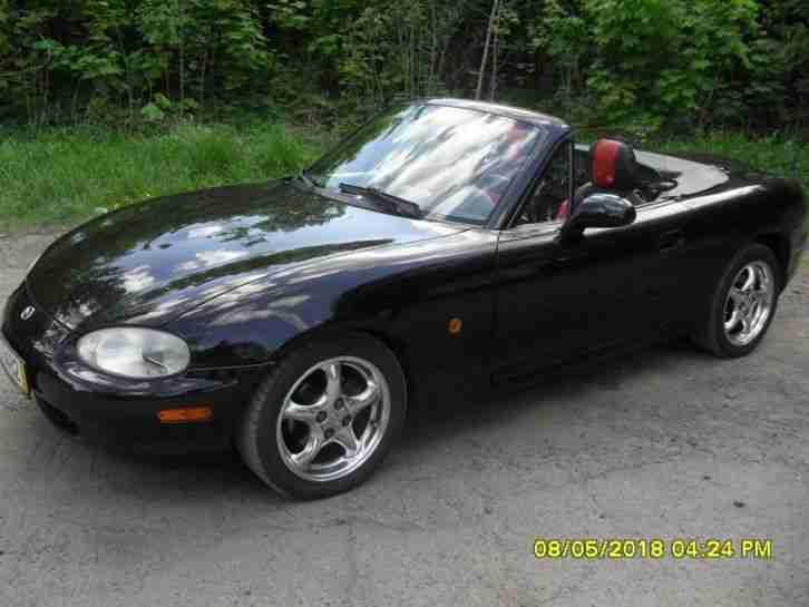 Mazda MX 5 1.6 Roadster EZ 08 2000